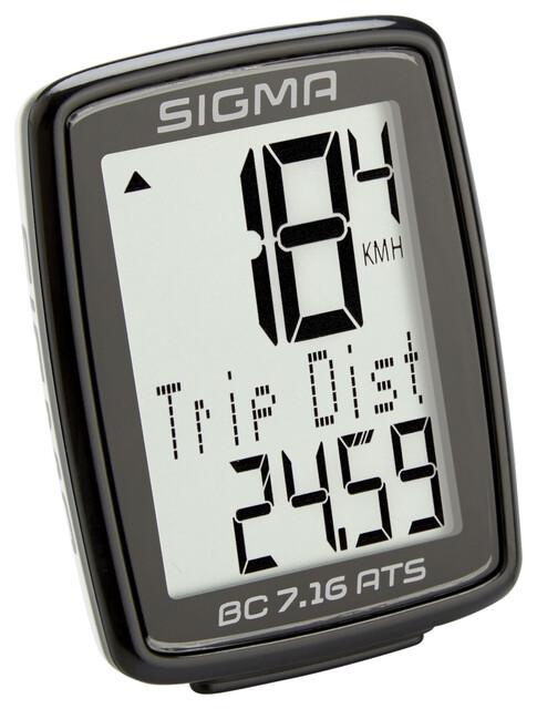 Fahrradcomputer Top 20 Anleitung : Sigma sport bc ats fahrradcomputer kabellos günstig kaufen